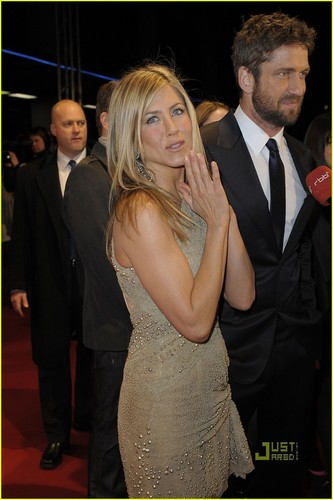Jennifer & Gerald @ Berlin Premiere of The Bounty Hunter