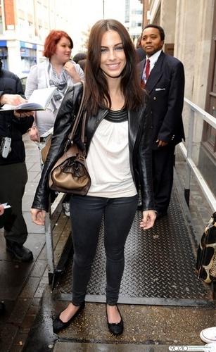 Jessica goes to the BBC Radio One studios in Лондон