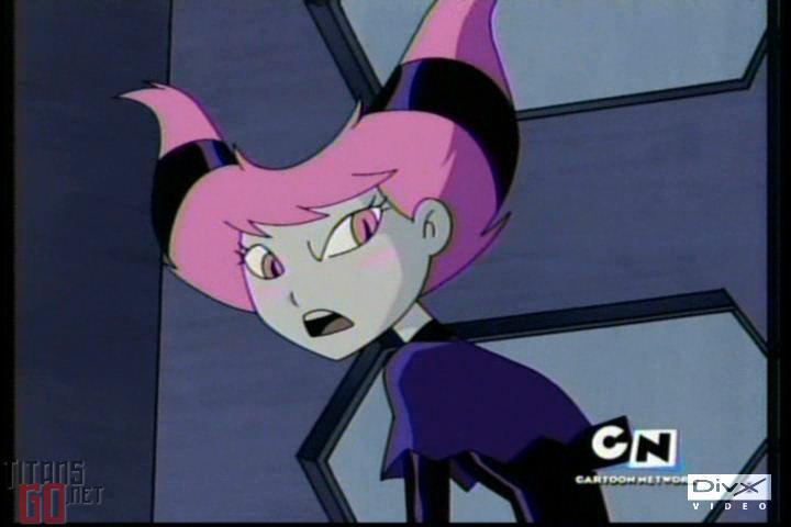 Teen Titans Jinx 35