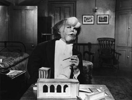 The Elephant Man wallpaper called John Hurt as Joseph Merrick