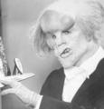 John Hurt as Joseph Merrick