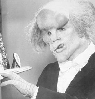 The Elephant Man wallpaper titled John Hurt as Joseph Merrick