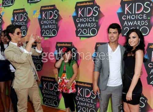 Jemi wallpaper called KCA 2010
