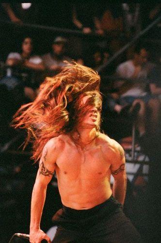 Kiedis toon live