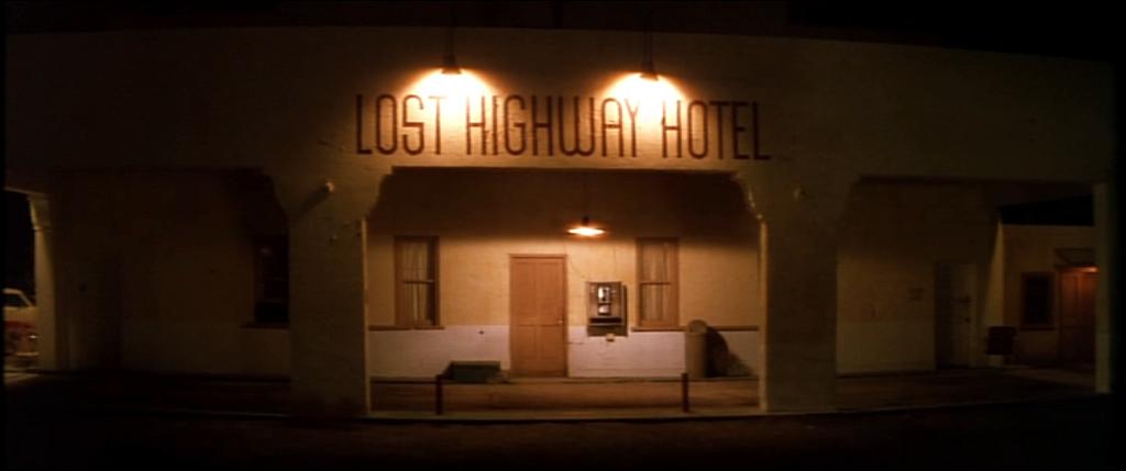 Twin Peaks Hotel Room