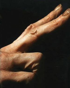 MJ hand