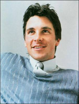 Christian Bale wallpaper titled Magazine Photo Shoots