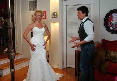 Mandy's Marilyn Monroe Inspired Wedding