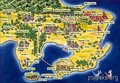 Map of Kanto