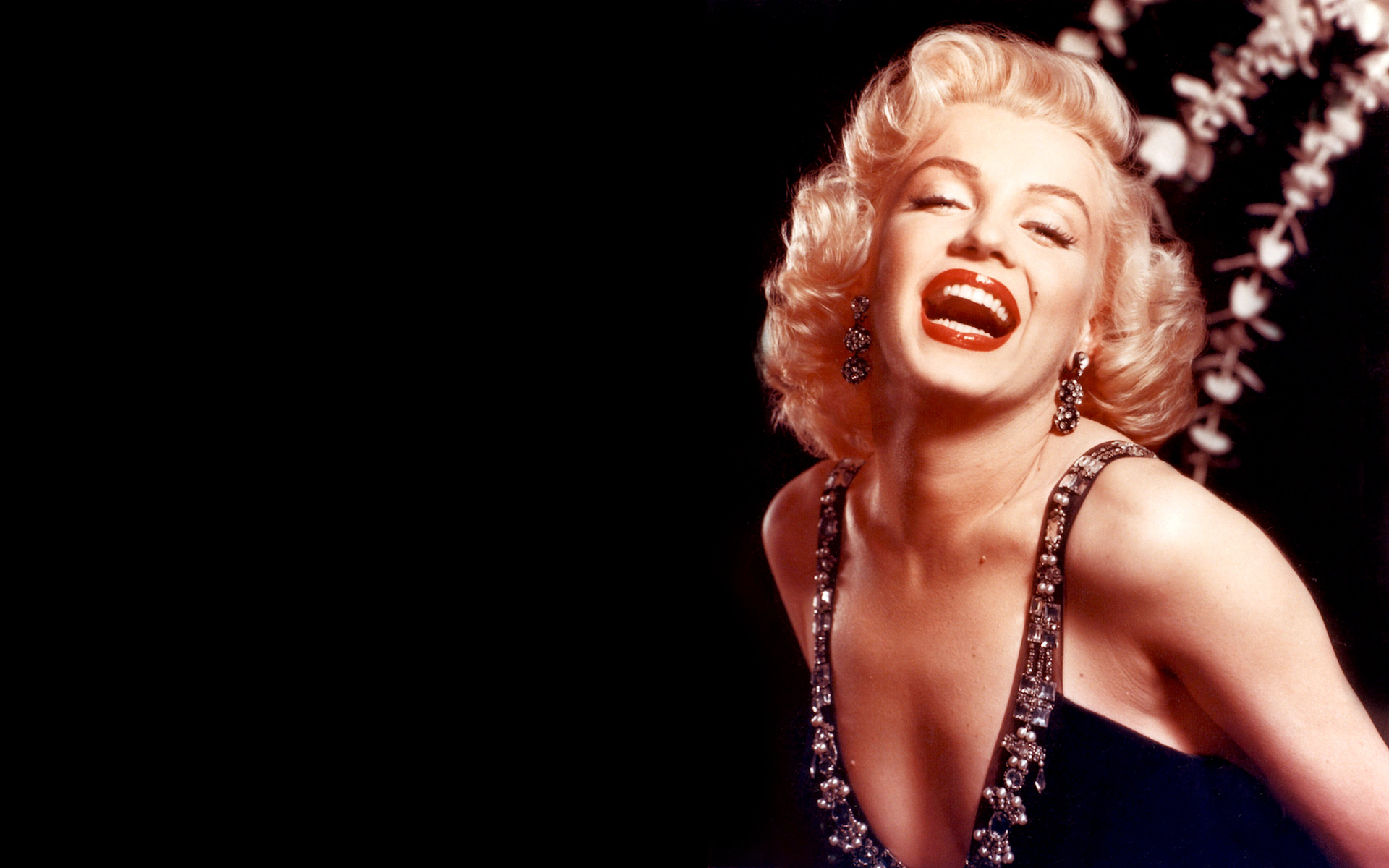 Marilyn Monroe Widescreen Wallpaper