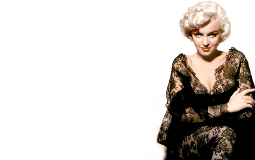 Marilyn Monroe wallpaper entitled Marilyn Monroe Widescreen
