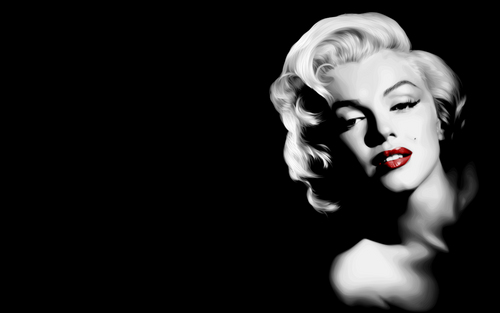 Marilyn Monroe wallpaper titled Marilyn Monroe Widescreen