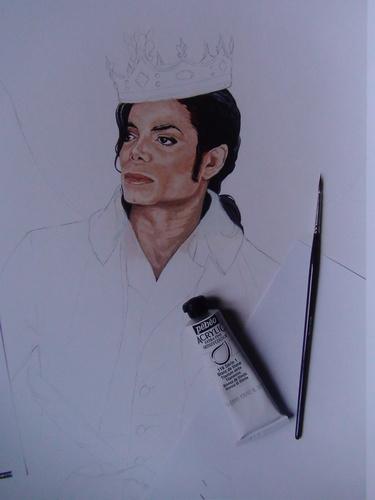 Michael Jackson Opus-Art