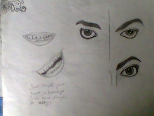 Michael Jackson features :)<3