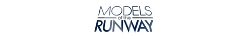 Models of the startbaan, start-en landingsbaan