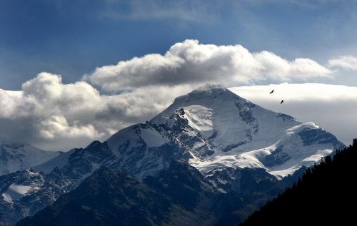 Mt. Tetnuldi, Svaneti
