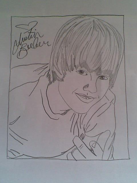 My Drawing Of JB