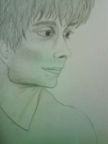 My drawing of Alex! :)