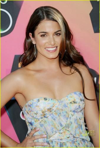 Nikki Reed - 2010 Kids Choice Awards