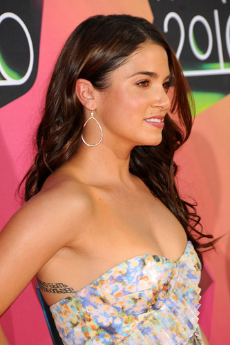 Nikki Reed at the Kids Choice Awards 2010 (March 27).