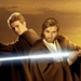 Obi-Wan and Anakin - obi-wan-kenobi-and-anakin-skywalker icon