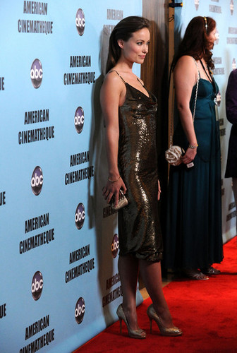 Olivia WIlde Arrives @ the 24th Annual American Cinematheque Event (March 27 2010)