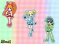 PPGZ wallpaper - powerpuff-girls-z wallpaper
