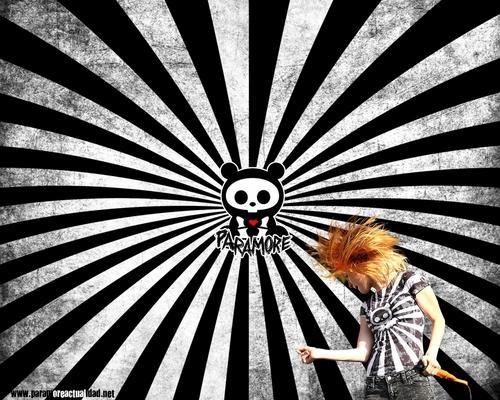 Paramore: Hayley Williams (Wallpaper)