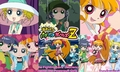 Powerpuff Girls Z collage - powerpuff-girls-z fan art