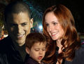 Prison Break - Michael, Sara and little MJ