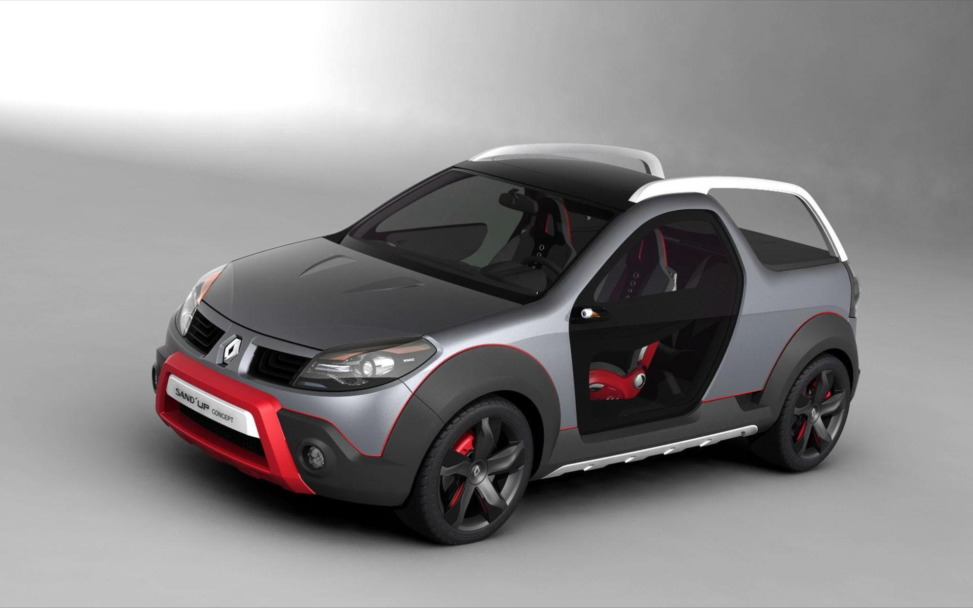 RENAULT SAND UP CONCEPT
