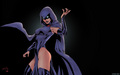 Raven ( Widescreen) - femme-fatales wallpaper