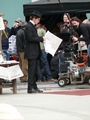 Robert Pattinson On The Set Of 'Bel Ami' - twilight-series photo