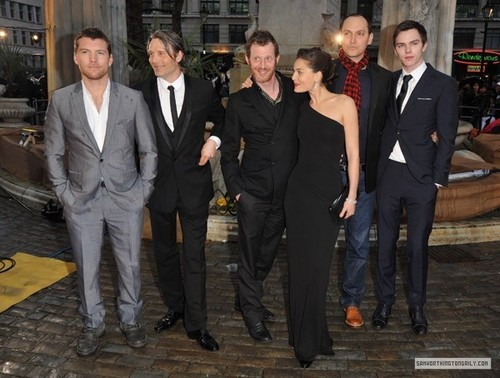 Sam at Clash of The Titans London Premiere (03.29.10)