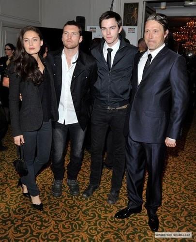 Sam at Empire Awards (03.28.10) - Arrivals