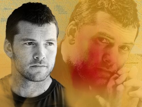 Sam Worthington wallpaper titled Sam ^^