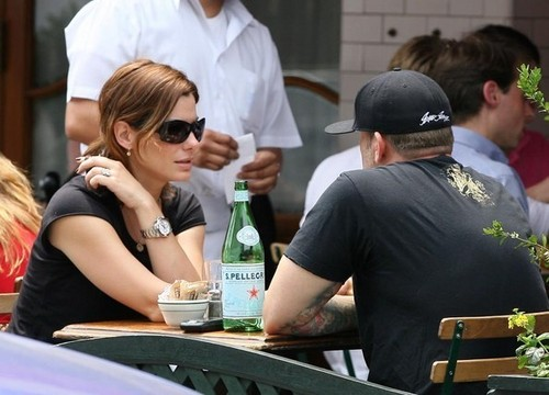 Sandra Bullock & Jesse James Spending Time Together In New York