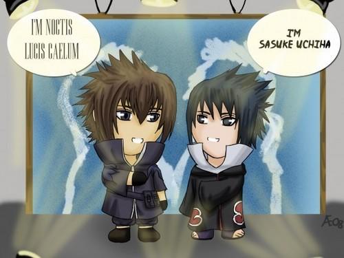 Sasuke - Noctis