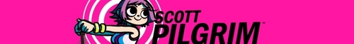 Scott Pilgrim foto entitled Scott Pilgrim Banner