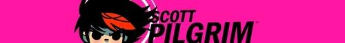 Scott Pilgrim photo entitled Scott Pilgrim Banner