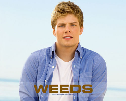 Weeds wallpaper called Silas Botwin
