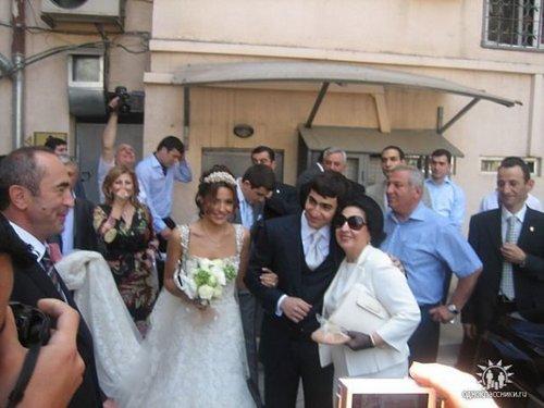 Sirusho married!