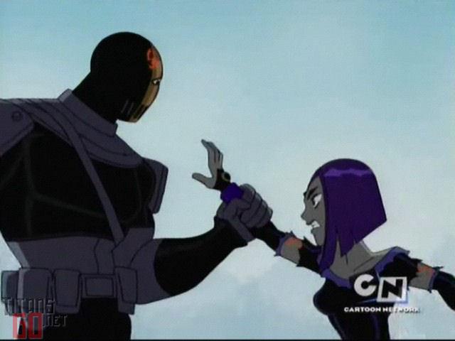 Teen Titans Raven Slade 45
