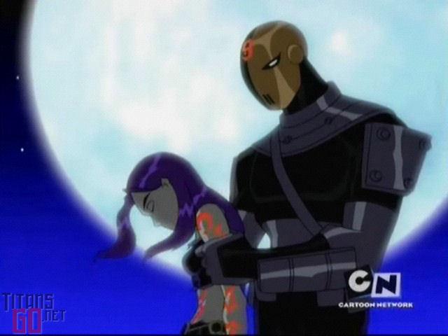 Teen Titans Raven Slade 116