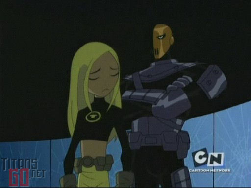 Slade And Terra Teen Titans Couples Photo 11193625 Fanpop