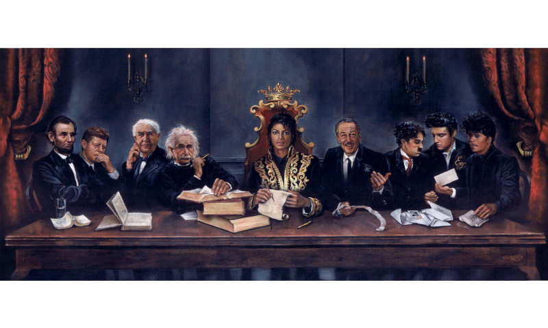 Some MJ opus pics :D<3