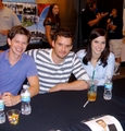 Sophia arbusto, bush Appearances (with Austin Nichols)