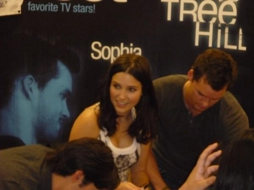 Sophia Bush Appearances (with Austin Nichols)