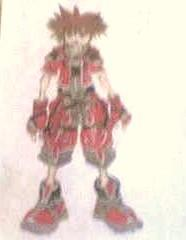 Sora's Valor Form