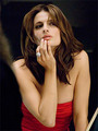 Stana Katic Smokin' New Promo Pic - stana-katic photo